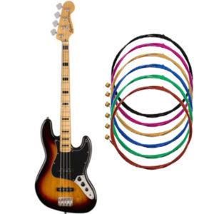 Струны для бас гитары